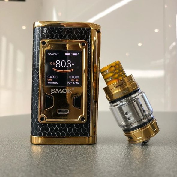 Набор smok prism gold majesty kit