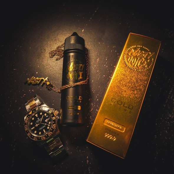 Nasty Juice Tobacco Series Gold Blend
