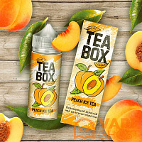 Жидкость Tea Box Peach Ice Tea 120 мл