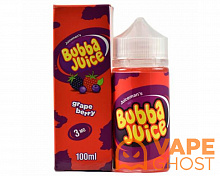 Жидкость Bubba Juice Grape Berry 100 мл