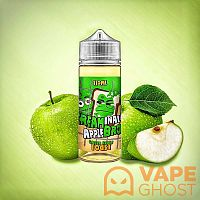 Жидкость Creaminal Bro Green Apple Toast 120 мл