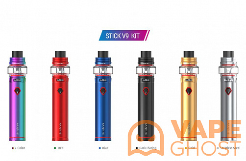Набор Smok Stick V9 Kit (Черный)