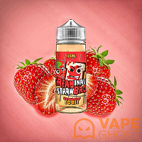 Жидкость Creaminal Bro Strawberry Toast 120 мл