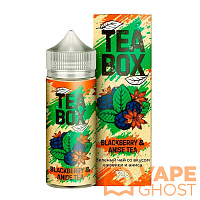 Жидкость Tea Box Blackberry and Anise Tea 120 мл