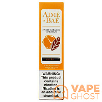 Электронная сигарета Aime x Bae Disposable Sweet Caramel Tobacco 290 mAh