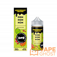 Жидкость Ohm Nom Nom Anniversary Edition Blood-Lime Candy 120 мл