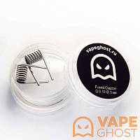 Комплект спиралей Vape Ghost Coil Fused Clapton 2 шт 0,19 Ом
