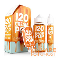 Жидкость Mad Hatter Juice 120 Cream Pop 120 мл