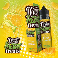 Жидкость Doozy Sweet Treats Fizzy Lemon 100 мл
