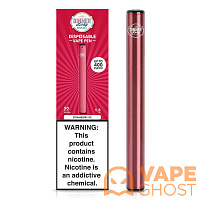 Электронная сигарета Dinner Lady Vape Pen Disposable Strawberry Ice 300 mAh