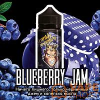 Жидкость Frankly Monkey Black Blueberry Jam 120 мл