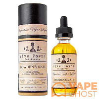Жидкость Five Pawns Bowden's Mate 60 мл