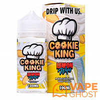 Жидкость Cookie King Lemon Wafer 100 мл