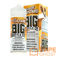 Жидкость Big Bottle Good Ol'Custard 120 мл