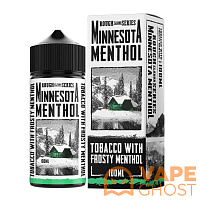 Жидкость Rough Flavor Series Minnesota Menthol 100 мл