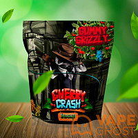 Жидкость Cherry Crash Gummy Grizzly 75 мл
