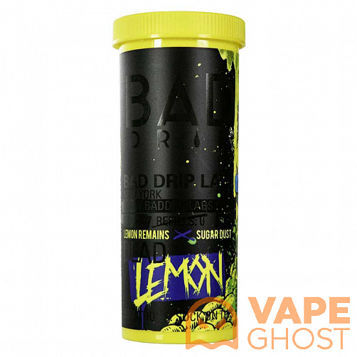 Жидкость Bad Drip Dead Lemon 60 мл (0 Мг)