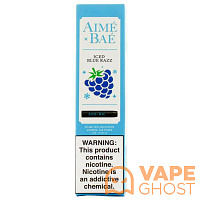 Электронная сигарета Aime x Bae Disposable Iced Blue Razz 290 mAh