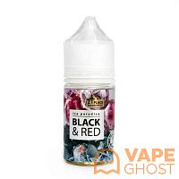 Жидкость Ice Paradise Salt Black & Red 30 мл