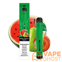 Электронная сигарета Hyppe Max Flow Watermelon Peach Pear 900 mAh