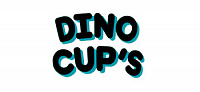 Dino Cups Tea by The Lord Lab