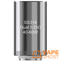 Испаритель Eleaf Dual Head (0.25 Ом) для Lyche