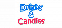 Drinks and Candies by Nova Cloud