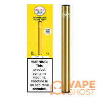 Электронная сигарета Dinner Lady Vape Pen Disposable Banana Ice 300 mAh
