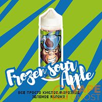 Жидкость Frankly Monkey Frozen Sour Apple 120 мл