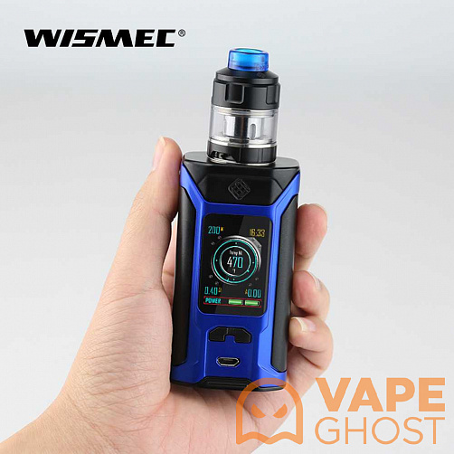 Набор Wismec Ravage 230 Kit 230W (Красный)