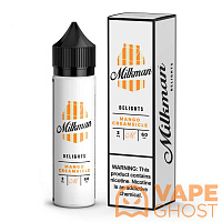 Жидкость The Milkman Delights Mango Creamsicle 60 мл