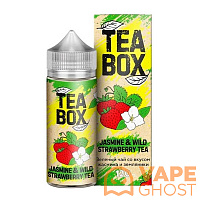 Жидкость Tea Box Jasmine and Wild Strawberry Tea 120 мл