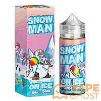 Жидкость Juice Man Snow Man On Ice 100 мл