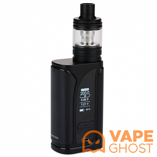 Набор Eleaf iKuu i200 Kit 200W (Серебристый)