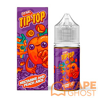 Жидкость Tip-Top Salt Nectarine and Peach Juice 30 мл