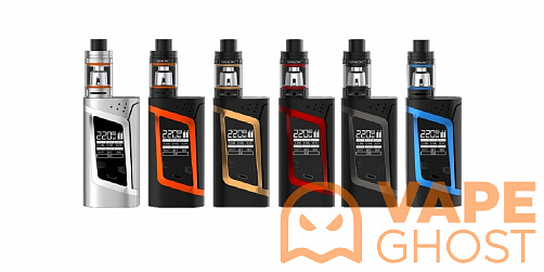 Набор Smok Alien Kit 220W (Синий)