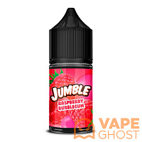 Жидкость Jumble Salt Raspberry Bubblegum 30 мл