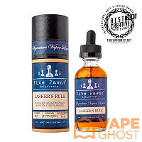 Жидкость Five Pawns Blue Lasker's Rule 60 мл