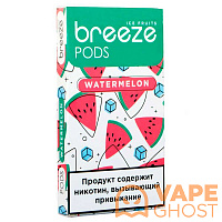 Картридж Breeze Pods Watermelon x 4 шт