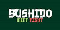 Bushido Mint Fight by Intrue Lab