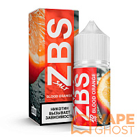 Жидкость ZBS Salt Blood Orange 30 мл