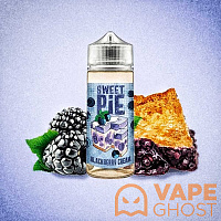 Жидкость Sweet Pie Blackberry Cream 120 мл