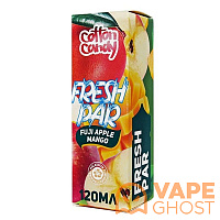 Жидкость Cotton Candy Fresh Par Fuji Apple Mango 120 мл