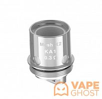 Испаритель Geek Vape Super Mesh X2 (0.3 Ом)