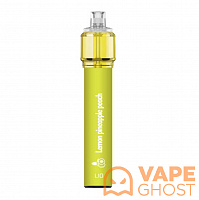 Электронная сигарета Lio Bee Disposable 18 Max Lemon Pineapple Peach 1300 mAh