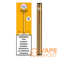 Электронная сигарета Dinner Lady Vape Pen Disposable Mango Ice 300 mAh