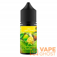 Жидкость Malaysian Dream On Salt Kiwi Apple Lemon 30 мл